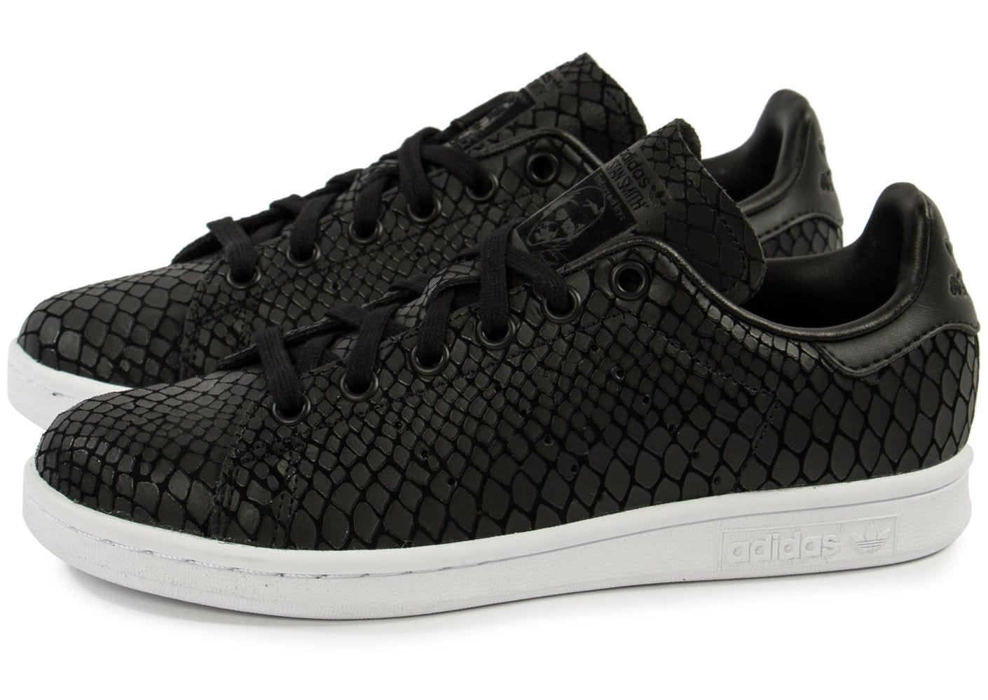 adidas stan smith homme noir
