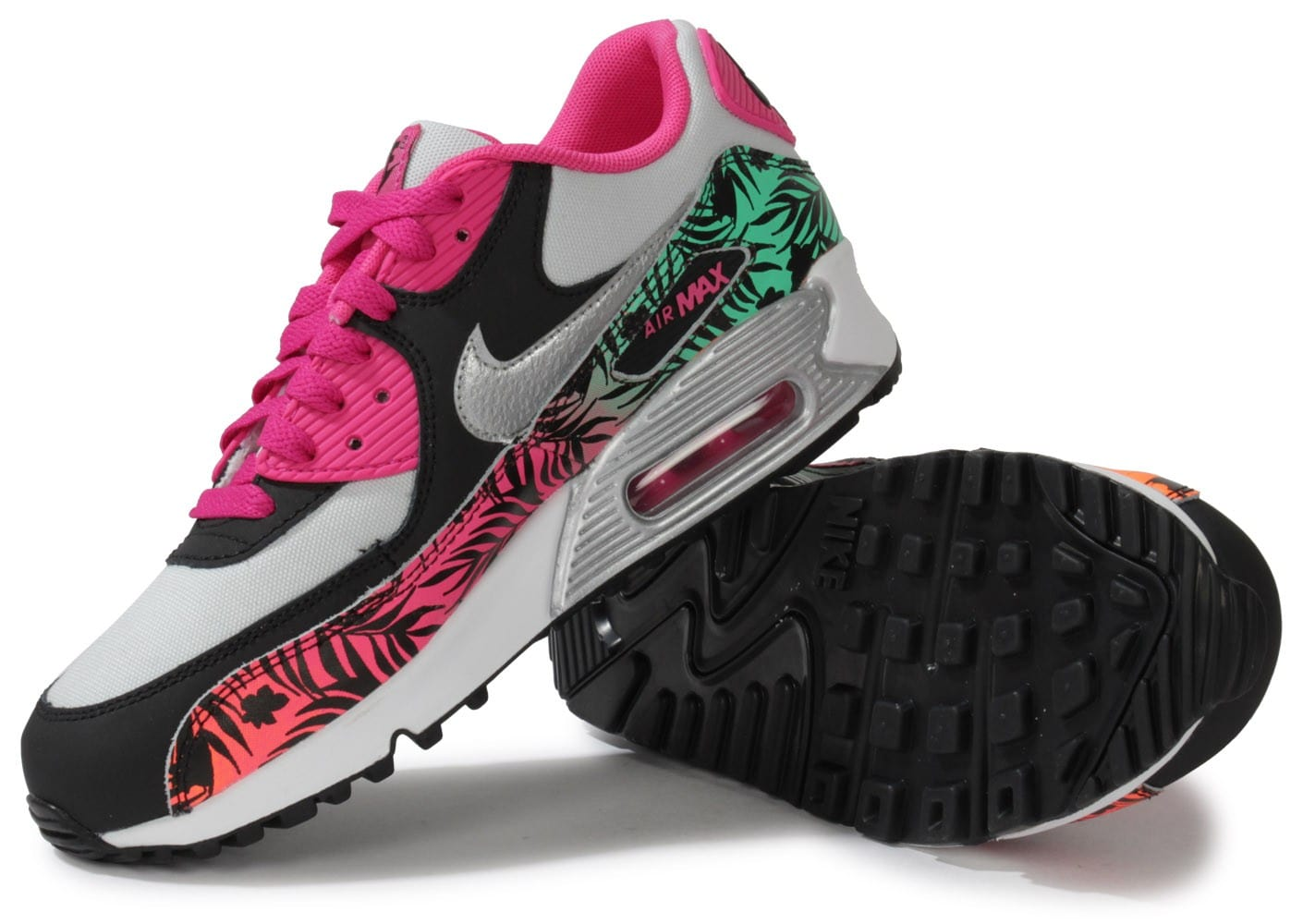 nike air max 90 junior print chaussures chaussures. Black Bedroom Furniture Sets. Home Design Ideas