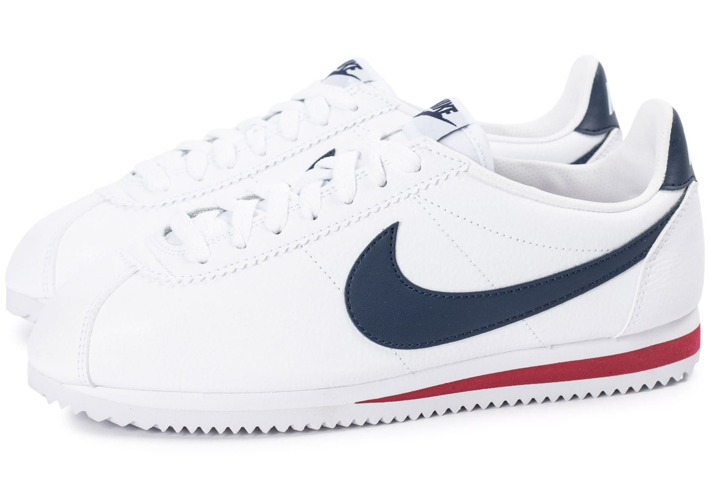 chaussures nike blanches