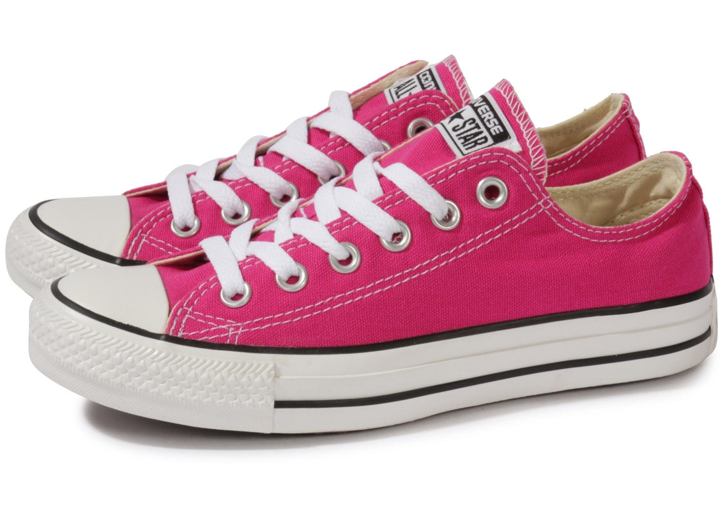 converse all star rose fluo