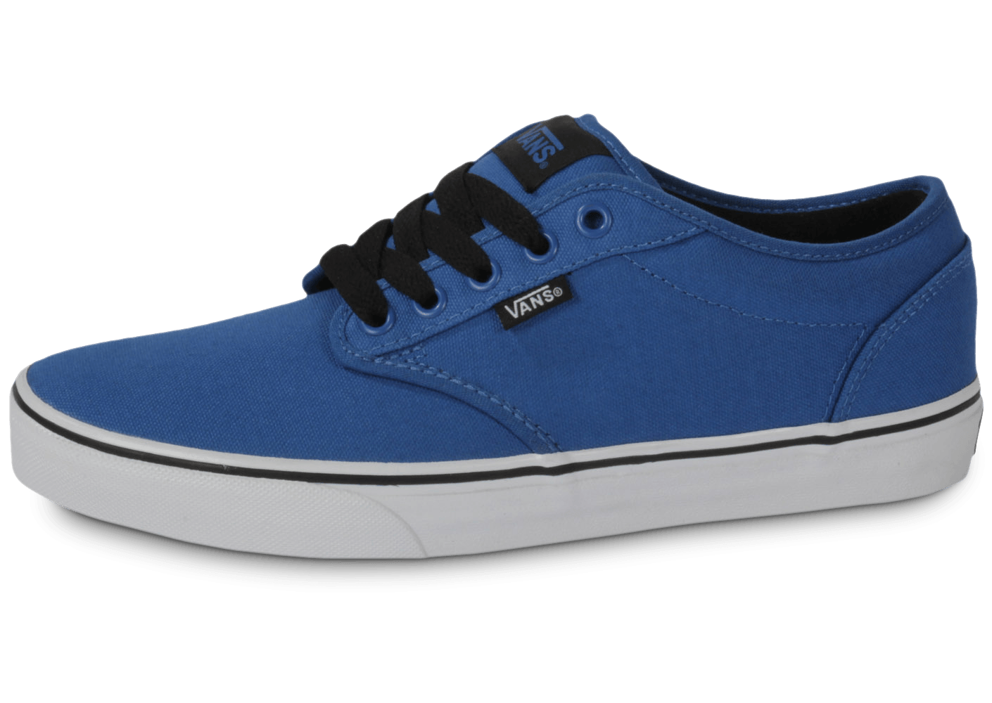 Vans Atwood Bleue - Chaussures Baskets homme - Chausport