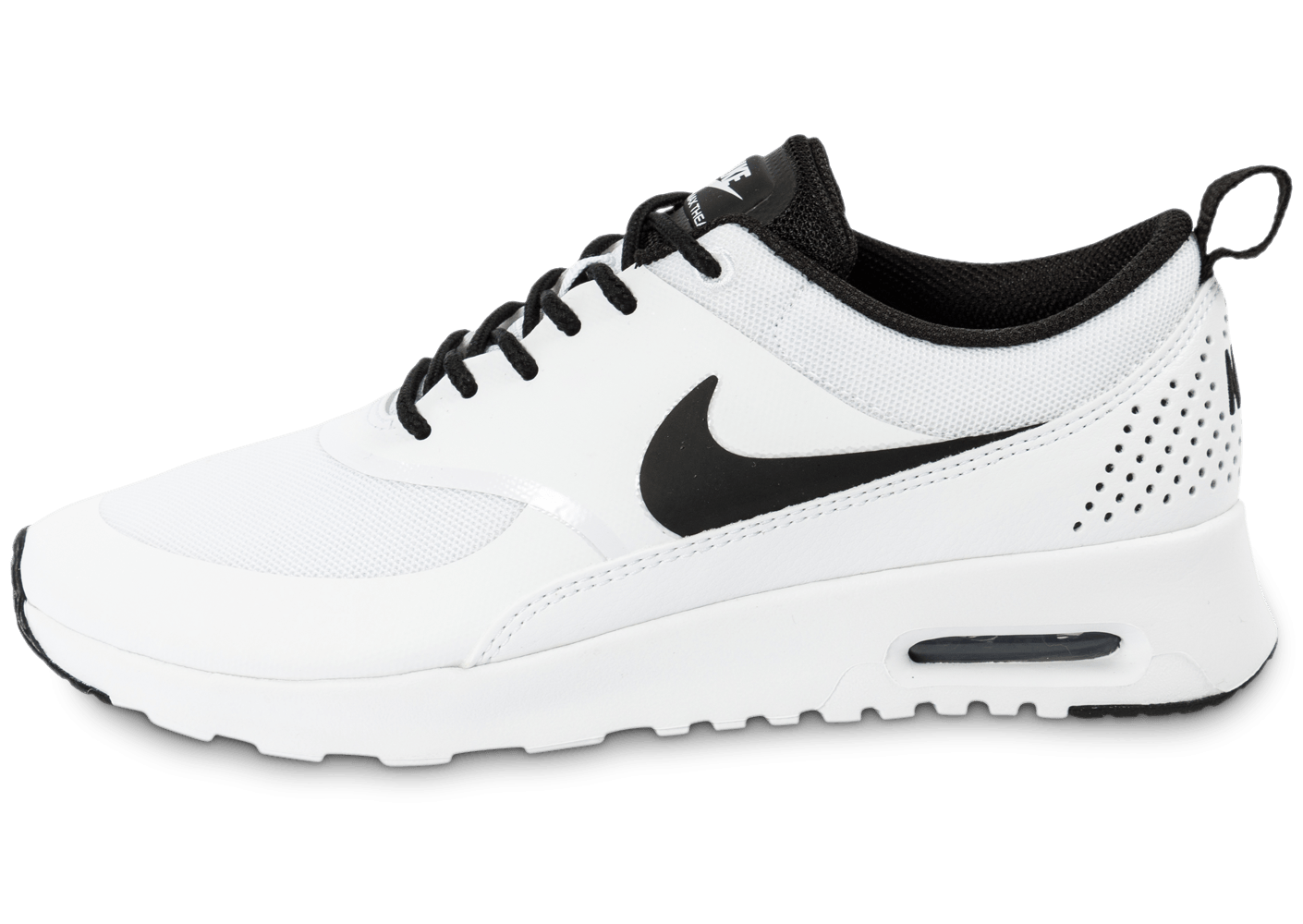 nike air max thea femme rose et blanche