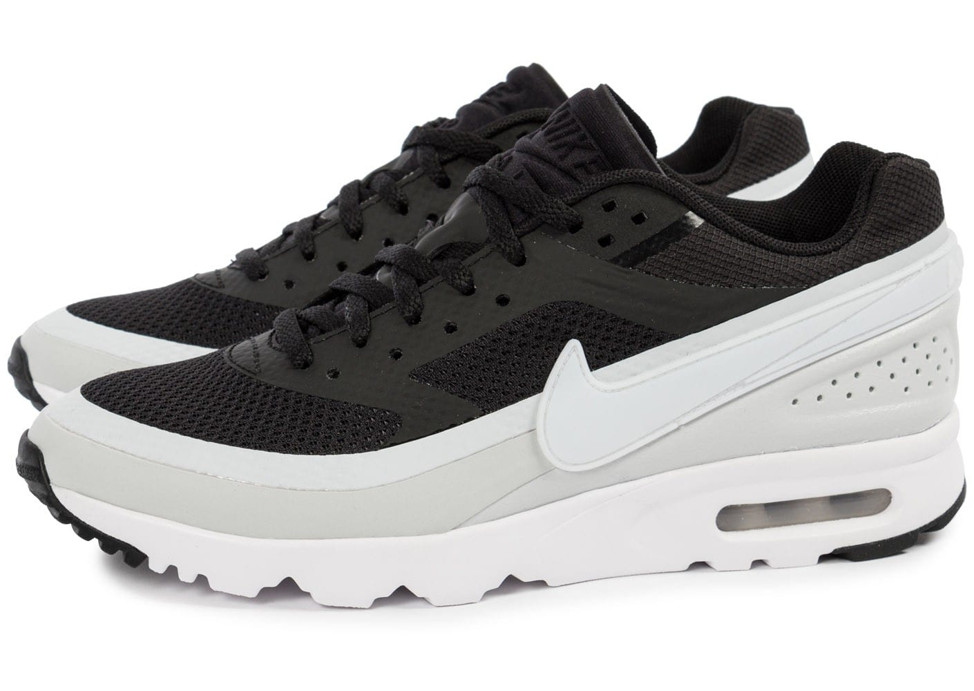 info for 4feee bdfe4 ... Chaussures Nike Air Max BW Ultra W black vue dessous ...
