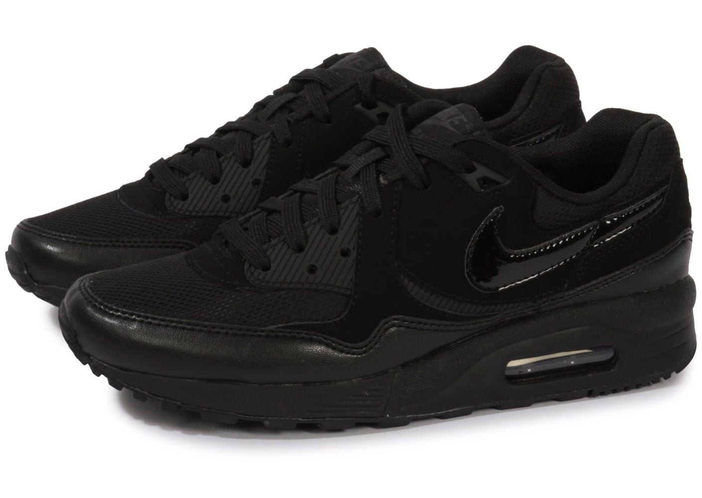 Nike Air Max Light Noire Chaussures Chaussures Chausport