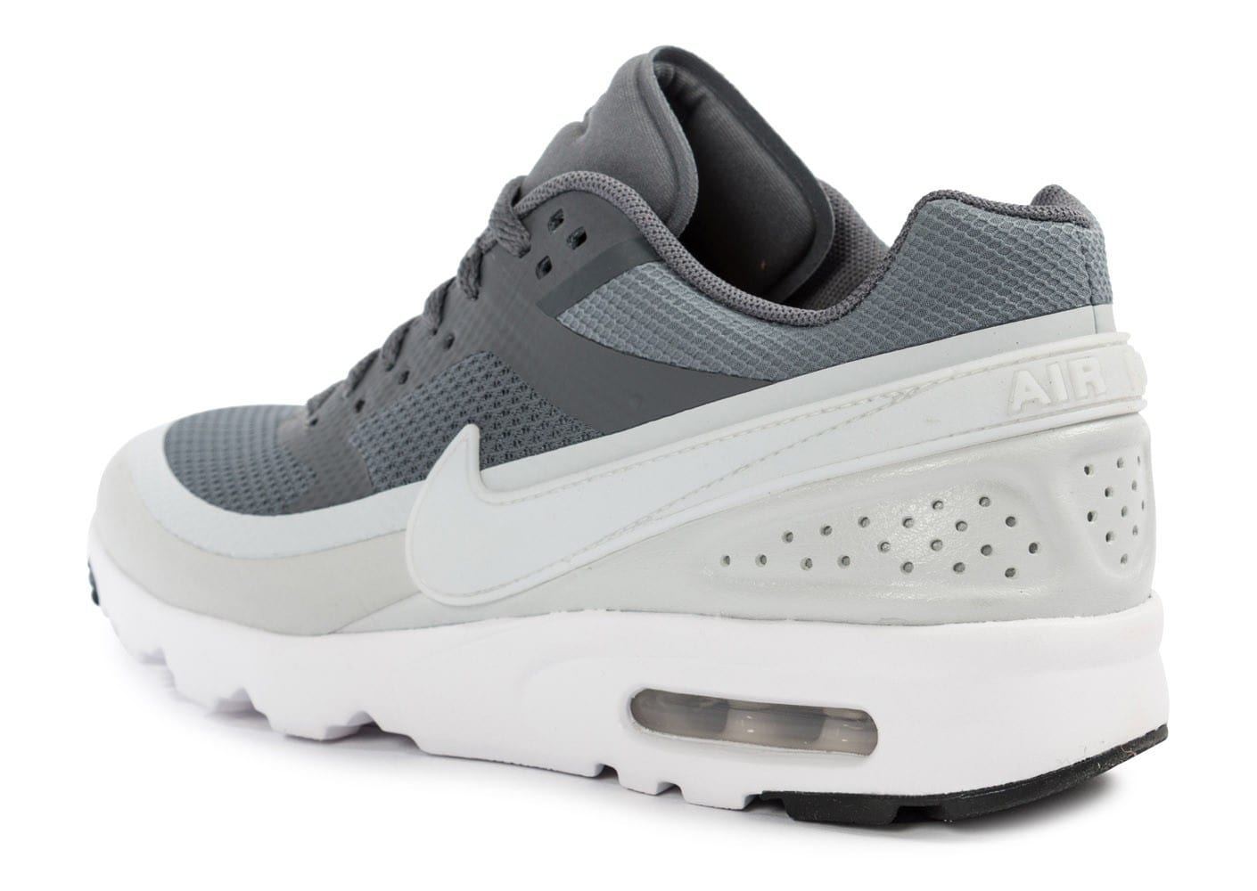 purchase cheap a803d 2025e ... Chaussures Nike Air Max BW Ultra W Cool Grey vue arrière ...