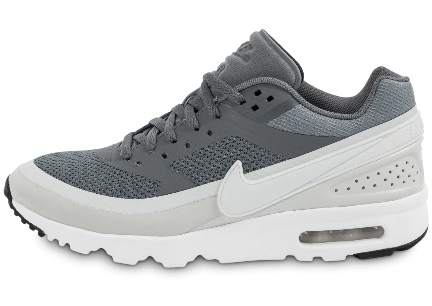 Femme Synthétique Nike Air Max Bw Ultra W Cool Grey Gris