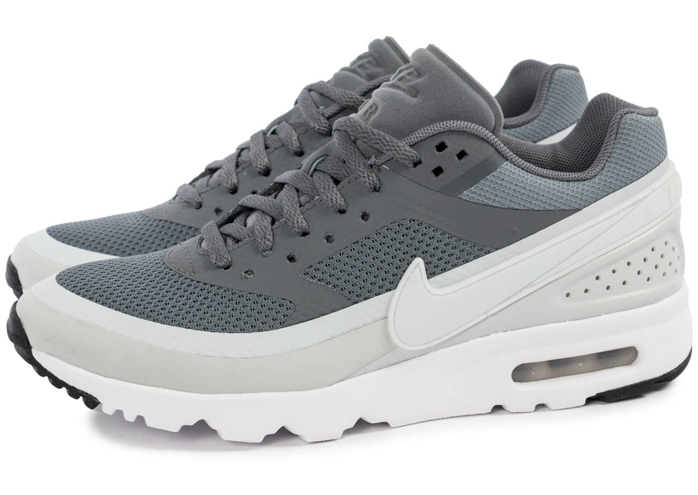 half off c90c6 f6cee Cliquez pour zoomer Chaussures Nike Air Max BW Ultra W Cool Grey vue  extérieure ...