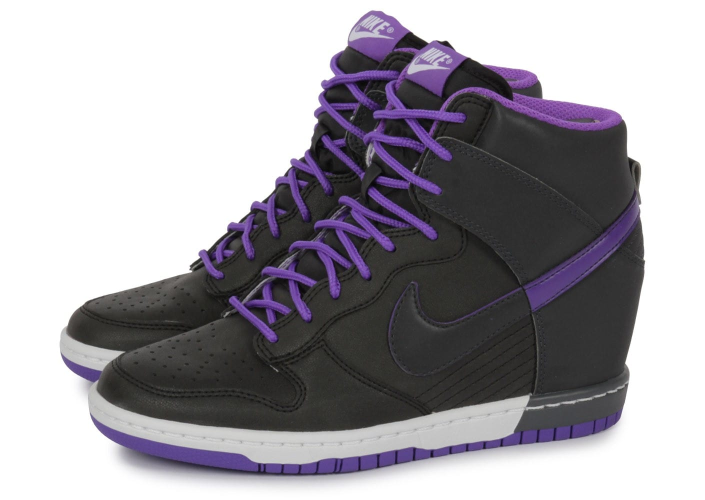 Nike Hi Dunk Sky Hi Nike Anthracite Chaussures Chaussures Chausport 2d0138