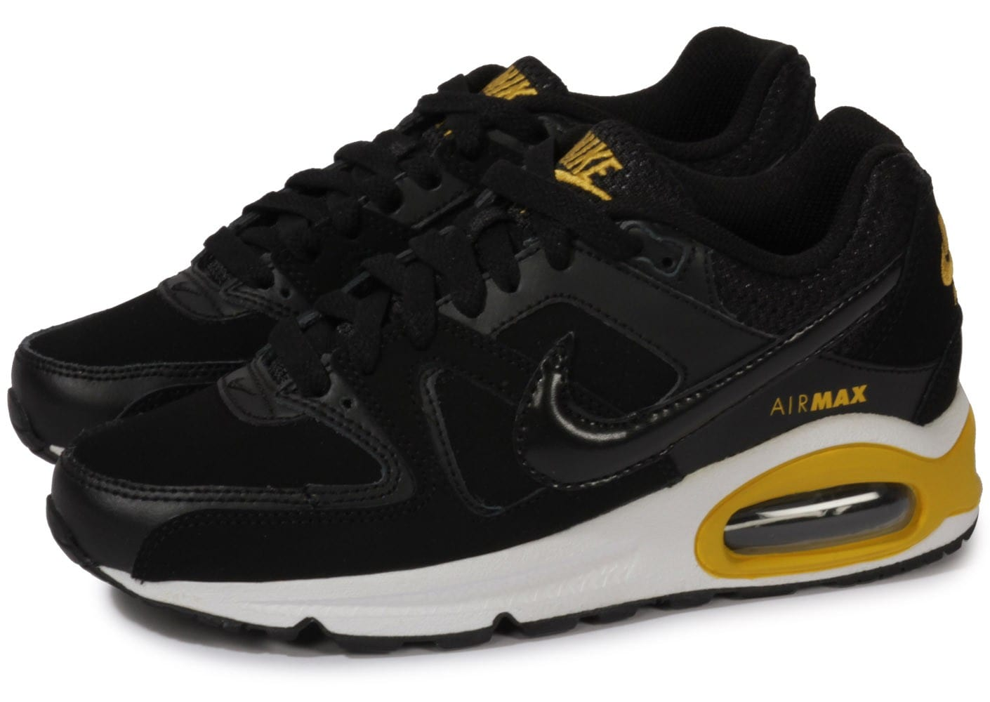 low priced c5ac4 d7789 Chaussures Noir Chausport Chaussures Max Nike Or Junior Command Air  ZxwvwYqTa