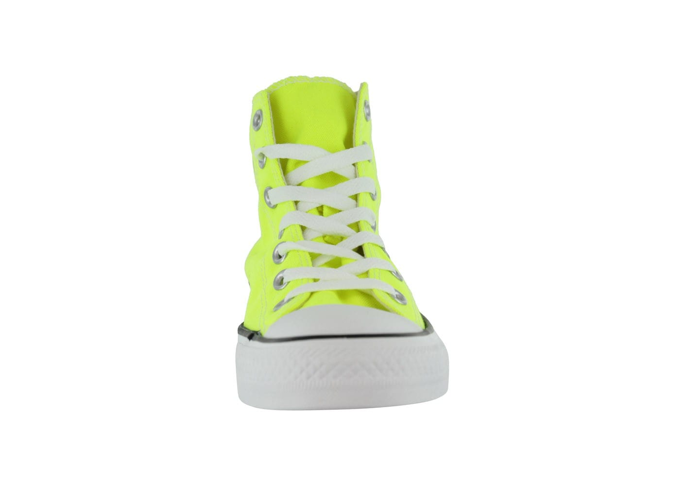 Converse Chuck Taylor All Star jaune fluo - Chaussures ...