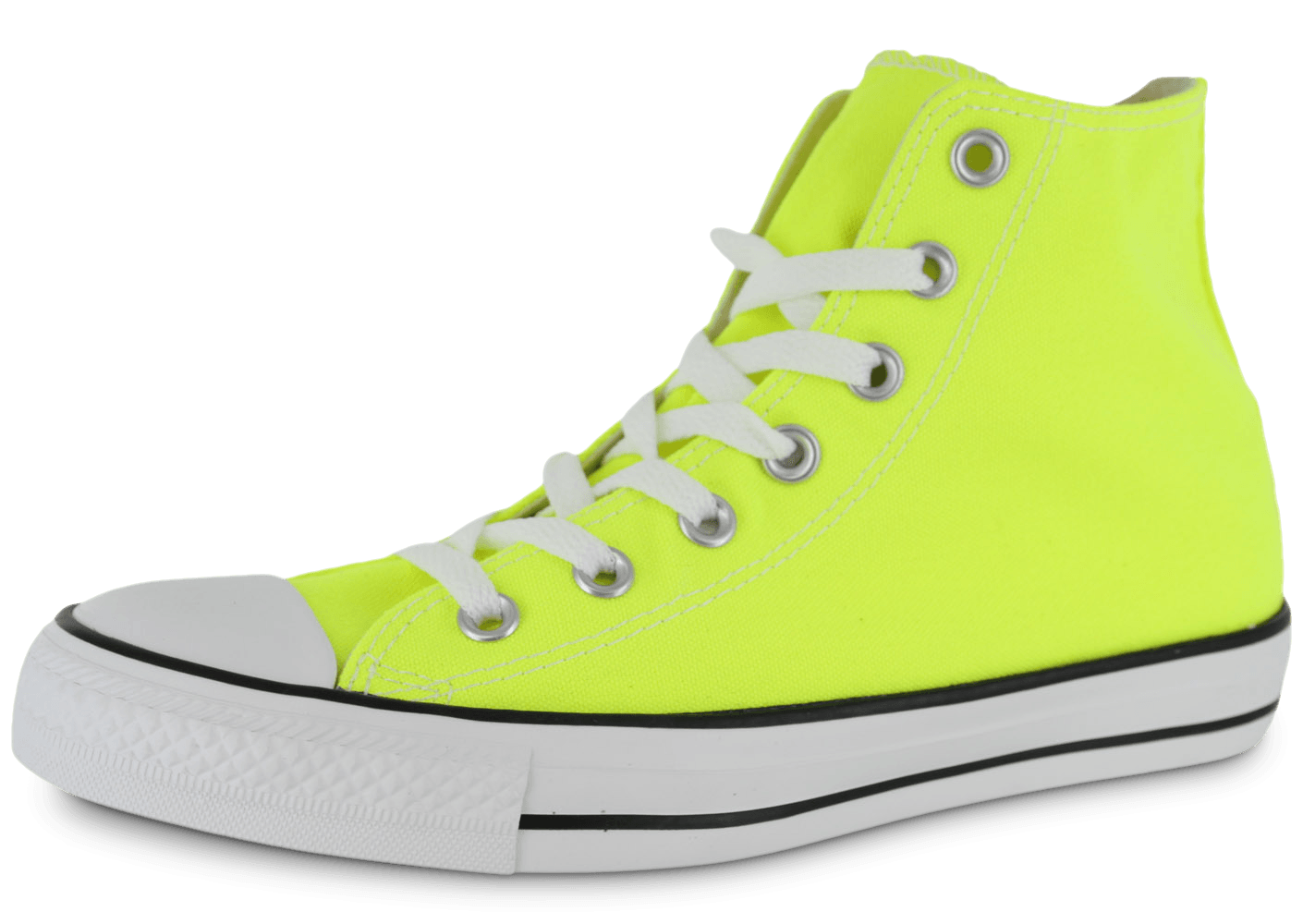 Converse Chuck Taylor All Star jaune fluo
