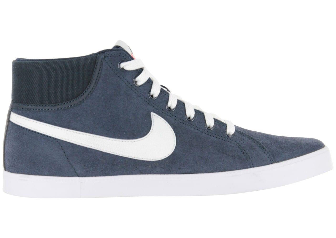 Nike Eastham Mid Bleue Chaussures Baskets homme Chausport