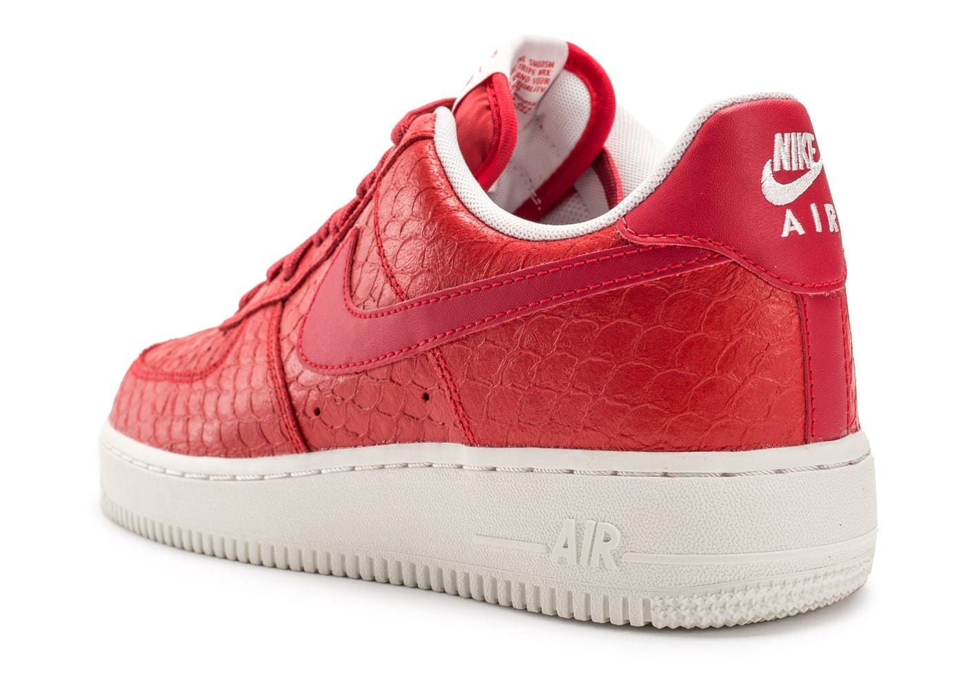 Nike Sportswear AIR FORCE 1 '07 LV8 - Baskets basses rouge fikmyf7