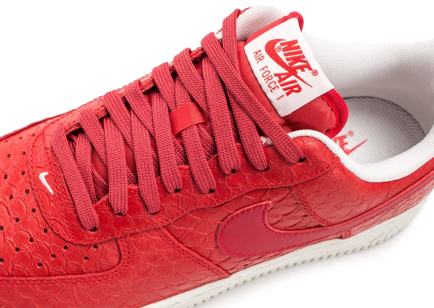 Homme Air Snake Chaussures Lv8 Nike 1 Rouge Force 07 Baskets E2IDH9YeW