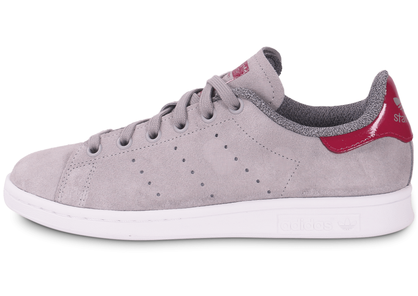 stan smith suede gris