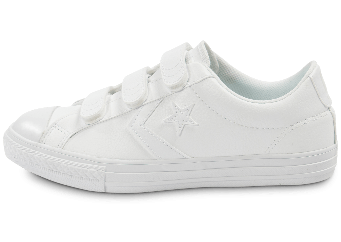 Converse Star Player Velcro Junior blanche