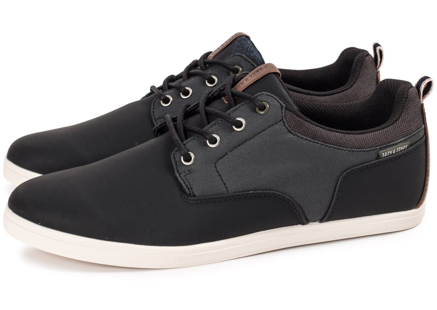Chaussures Homme Baskets Jones Vaspa Jackamp; Anthracite Herring sdhQxtrC