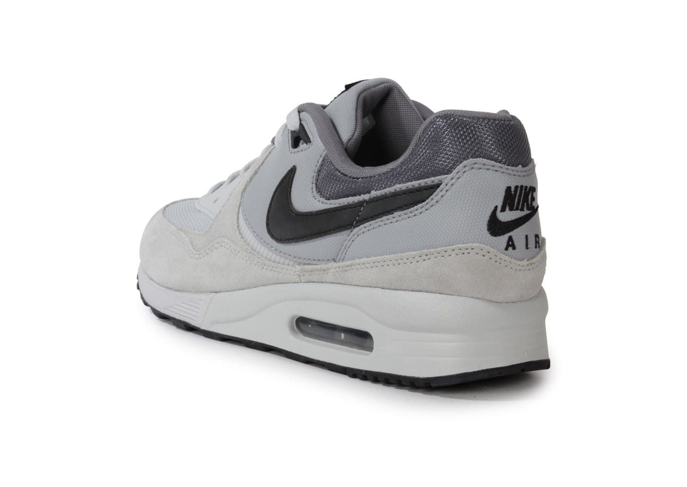 nike air max light pure platinium chaussures baskets homme chausport. Black Bedroom Furniture Sets. Home Design Ideas