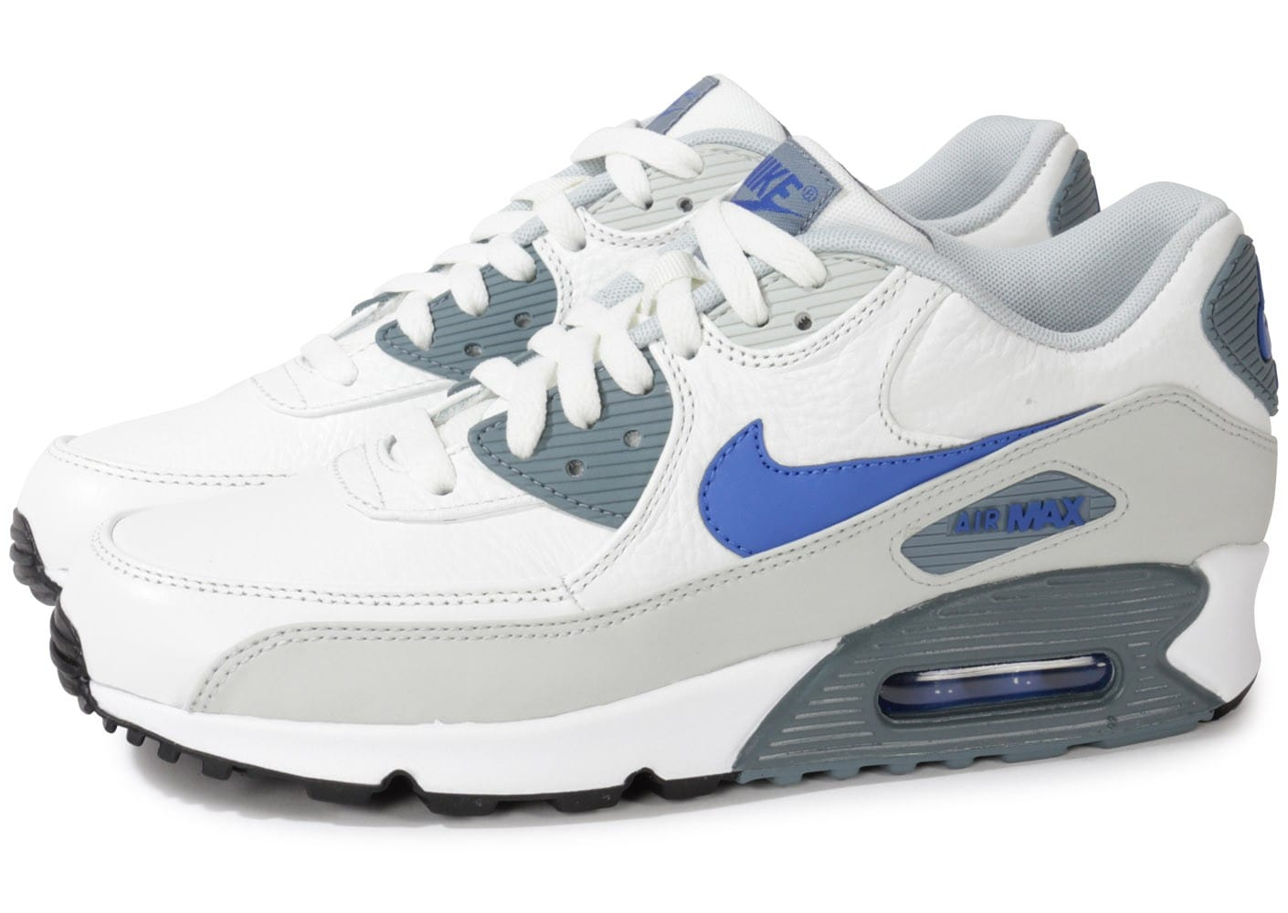 Nike Air Max 90 Ltr Blanche Chaussures Baskets homme