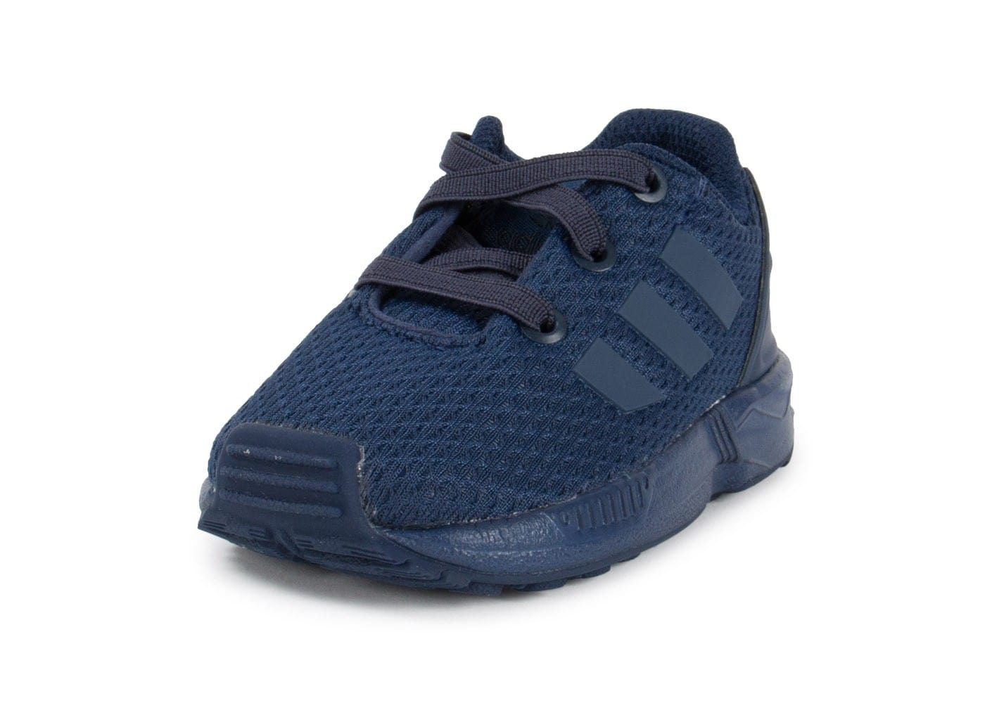 Chaussures Adidas ZX Flux 26 bleues enfant qZMyTG