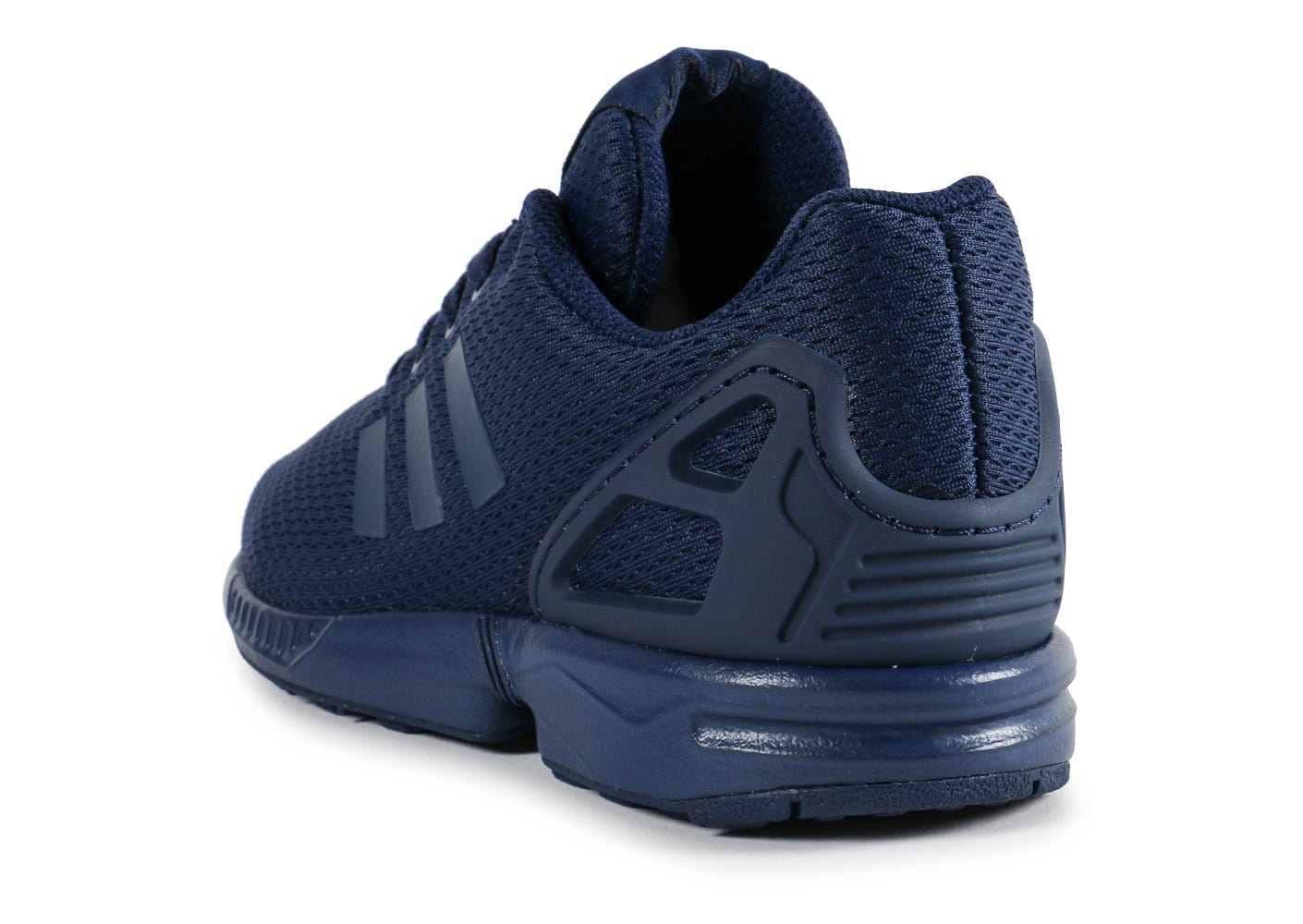 Chaussures Adidas ZX Flux 40 bleues Casual enfant ddSh6B3Vk