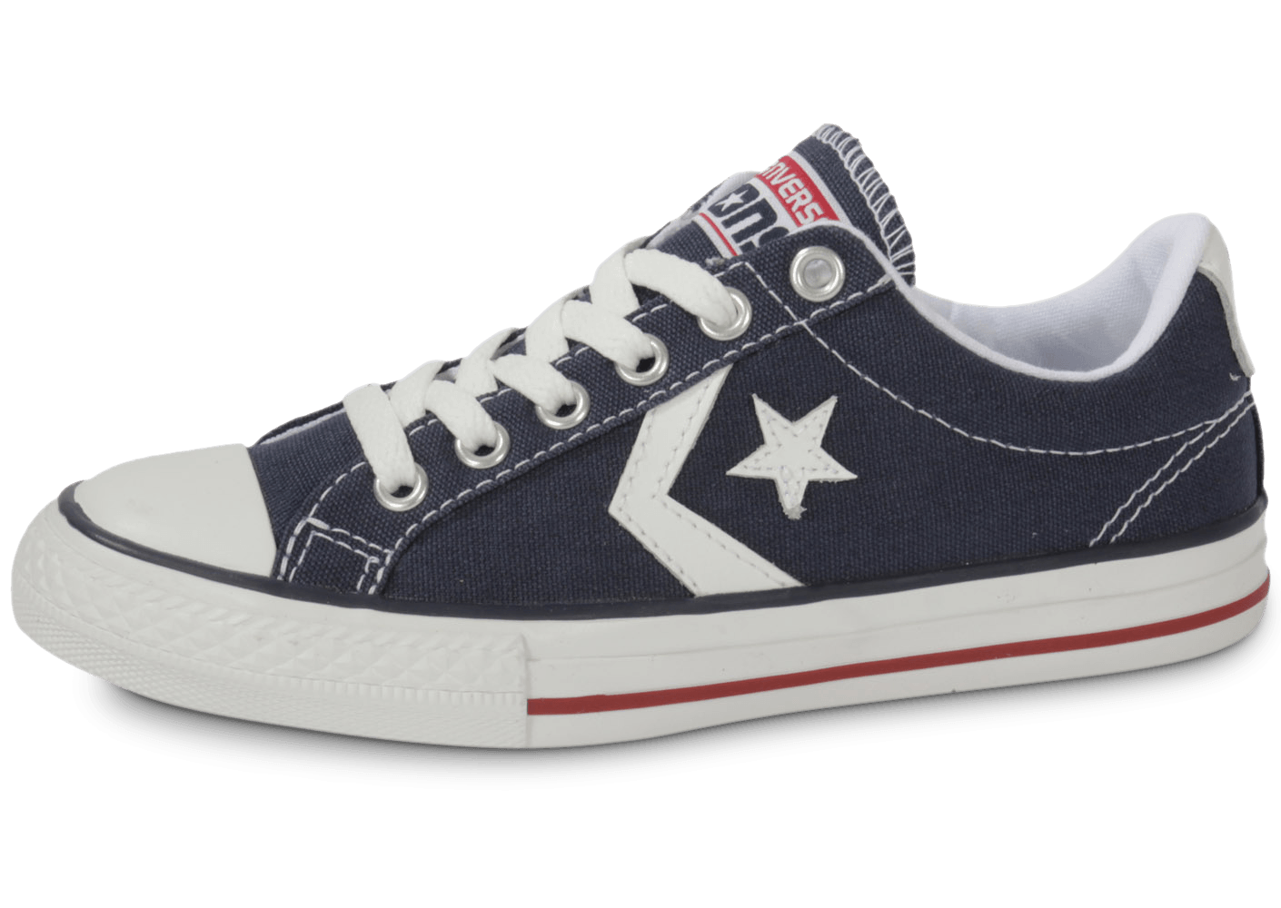 Converse STAR PLAYER OX - Baskets basses bleu foncé FuifKa48k