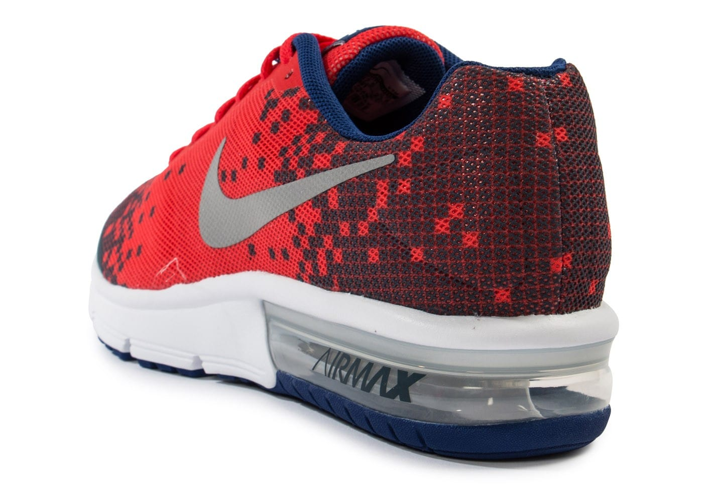 rouge Chausport Air Nike Chaussures Chaussures Sequent Max YqtWq7