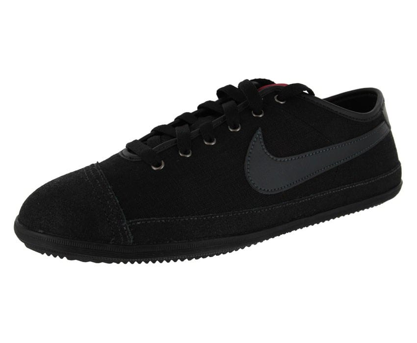 916cd389ada Nike Flash Toile Noire - Chaussures Baskets homme - Chausport