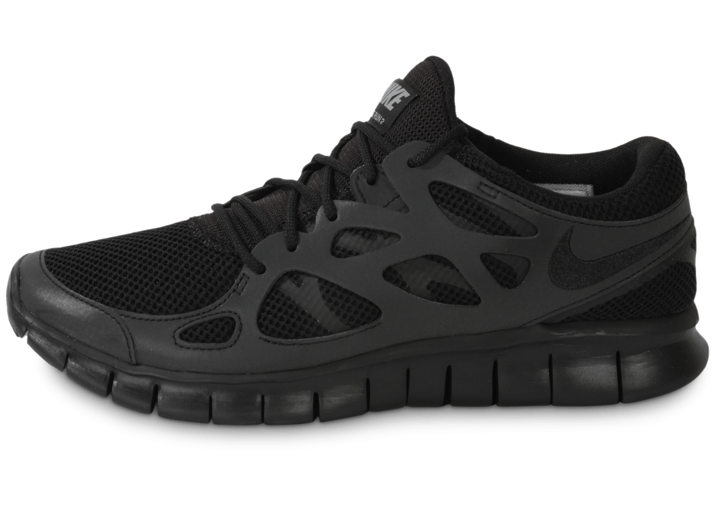 plus de photos dbb1a a84c0 Nike Free Run 2 Noire