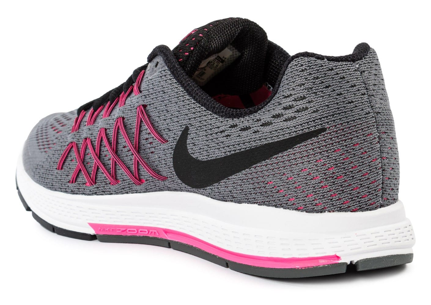 nouveau style 7d861 06bff Nike Zoom Pegasus 32 Junior grise - Chaussures Chaussures ...