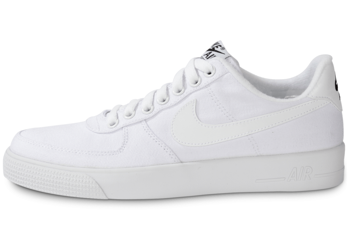 competitive price c9e15 284ff Nike Air Force 1 Ac Blanche - Chaussures Baskets homme - Chausport
