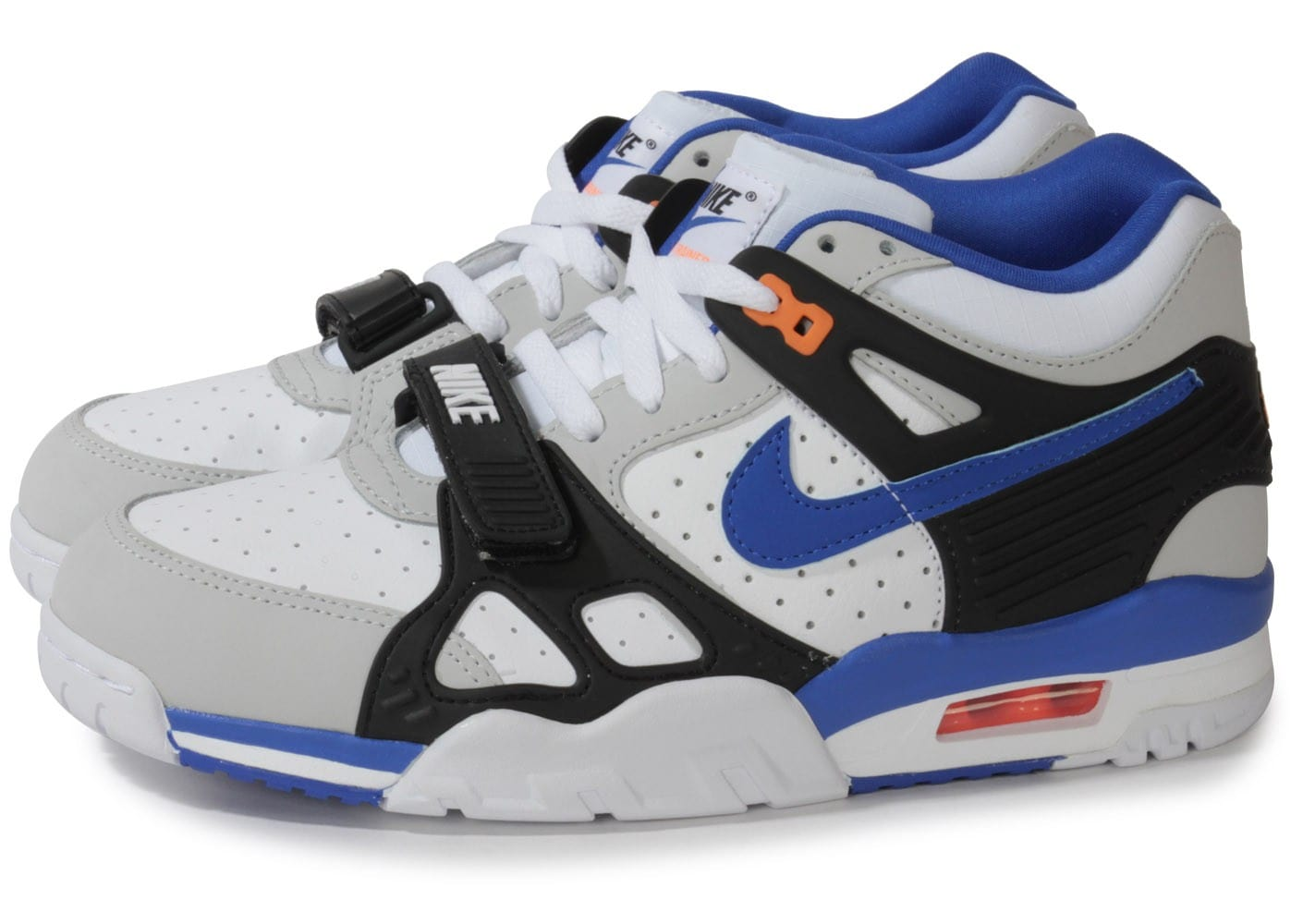 Nike Air Trainer 3 Auburn Chaussures Baskets homme Chausport