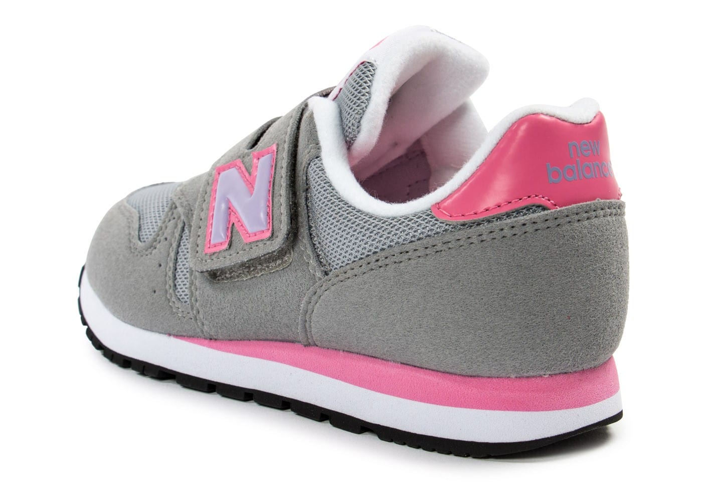 new balance 247 enfant rose