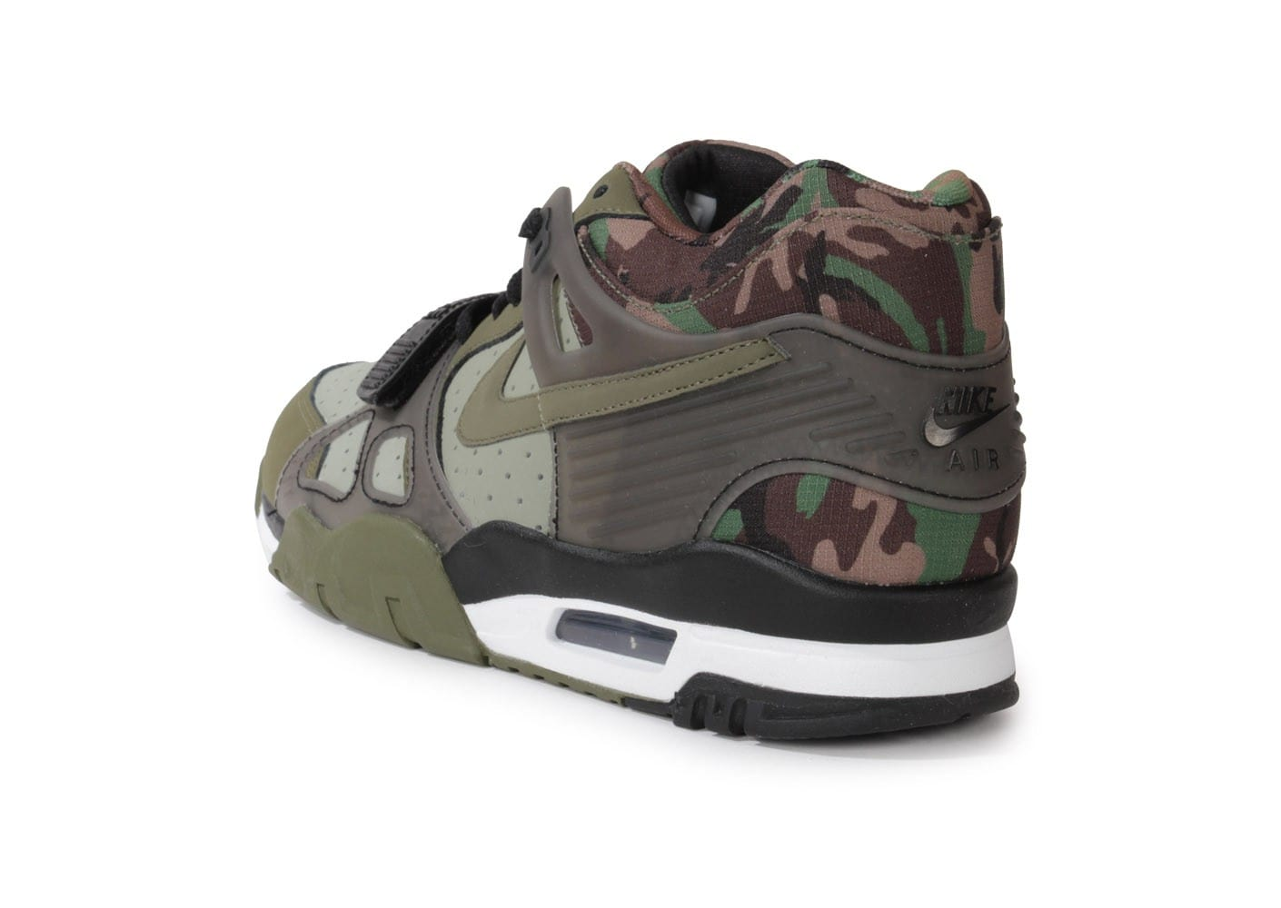 brand new 67192 9cbe6 Chaussures Nike Air Trainer 3 Camo vue arrière .