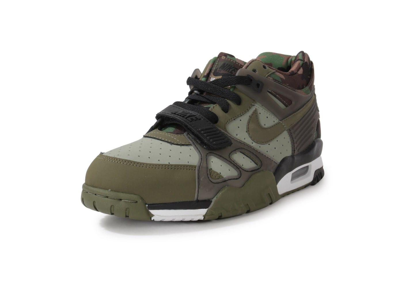 Nike Air Trainer 3 Camo Chaussures Baskets homme Chausport