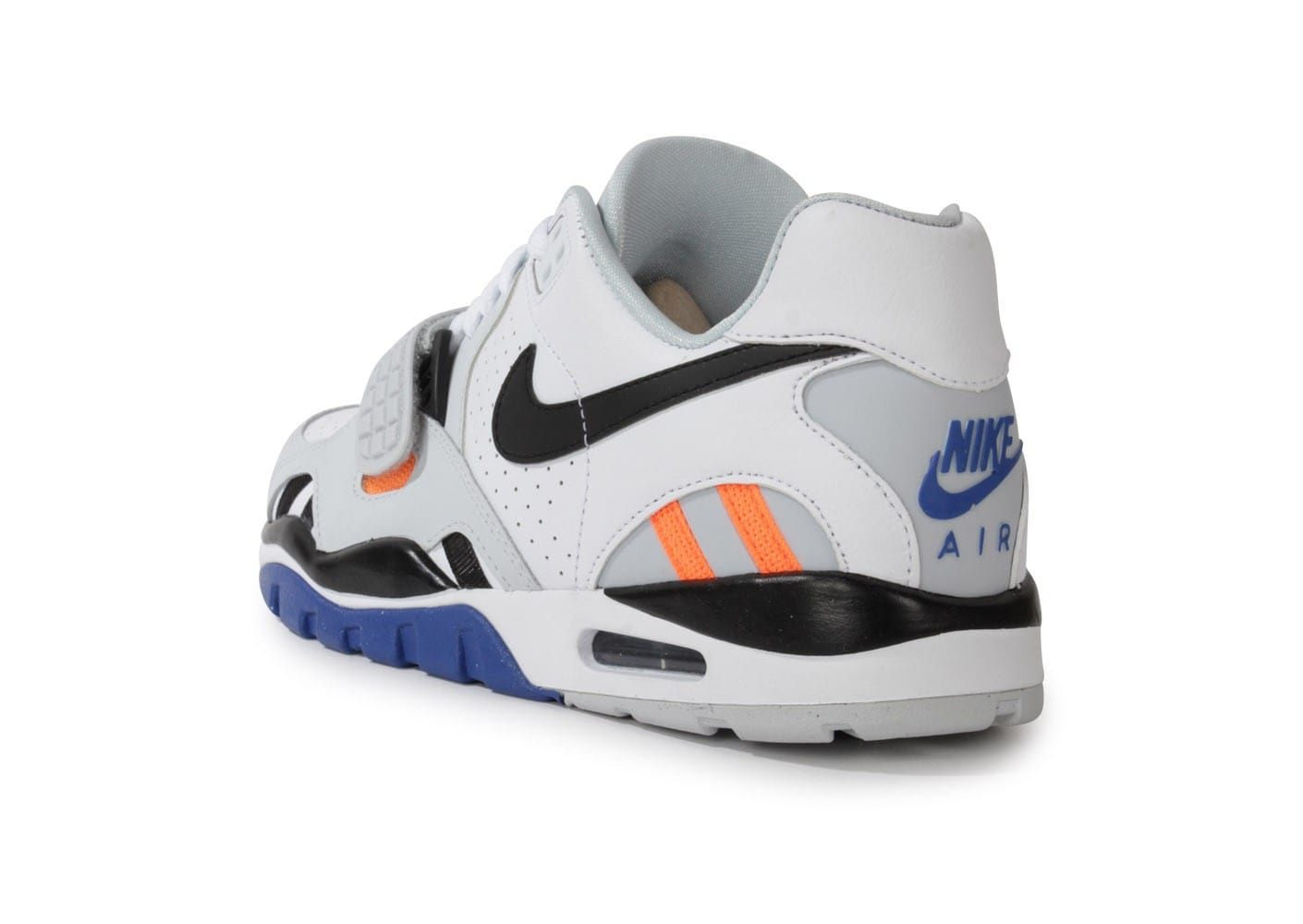 best loved 8851a 766f6 ... Chaussures Nike Air Trainer Sc Ii Low Blanche vue arrière ...