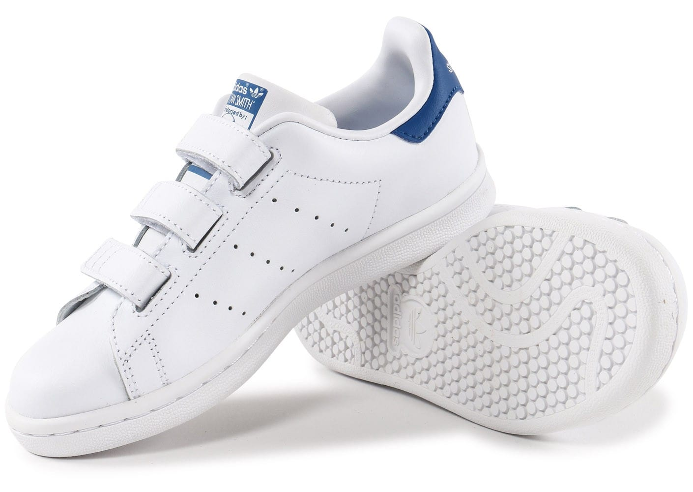 stan smith enfant a scratch