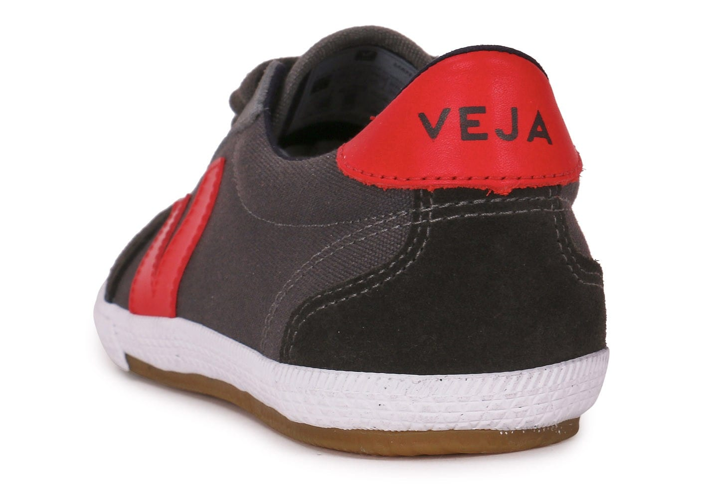 veja volley grise - chaussures baskets homme
