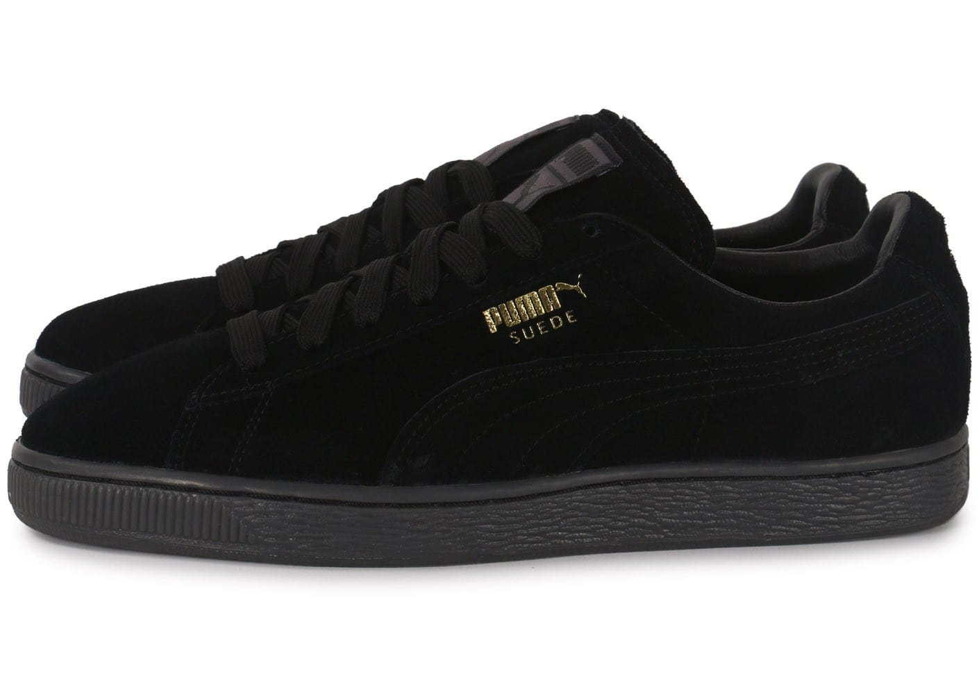 Chaussures Puma noires homme wHip5