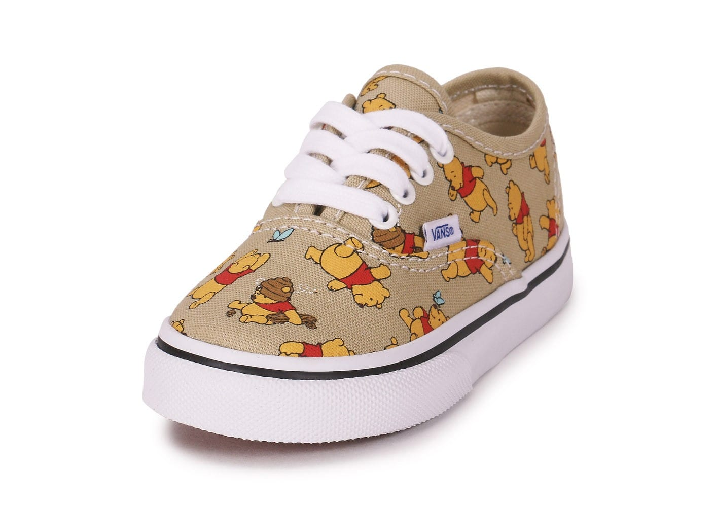 Vans Authentic Disney Winnie L'ourson Chaussures