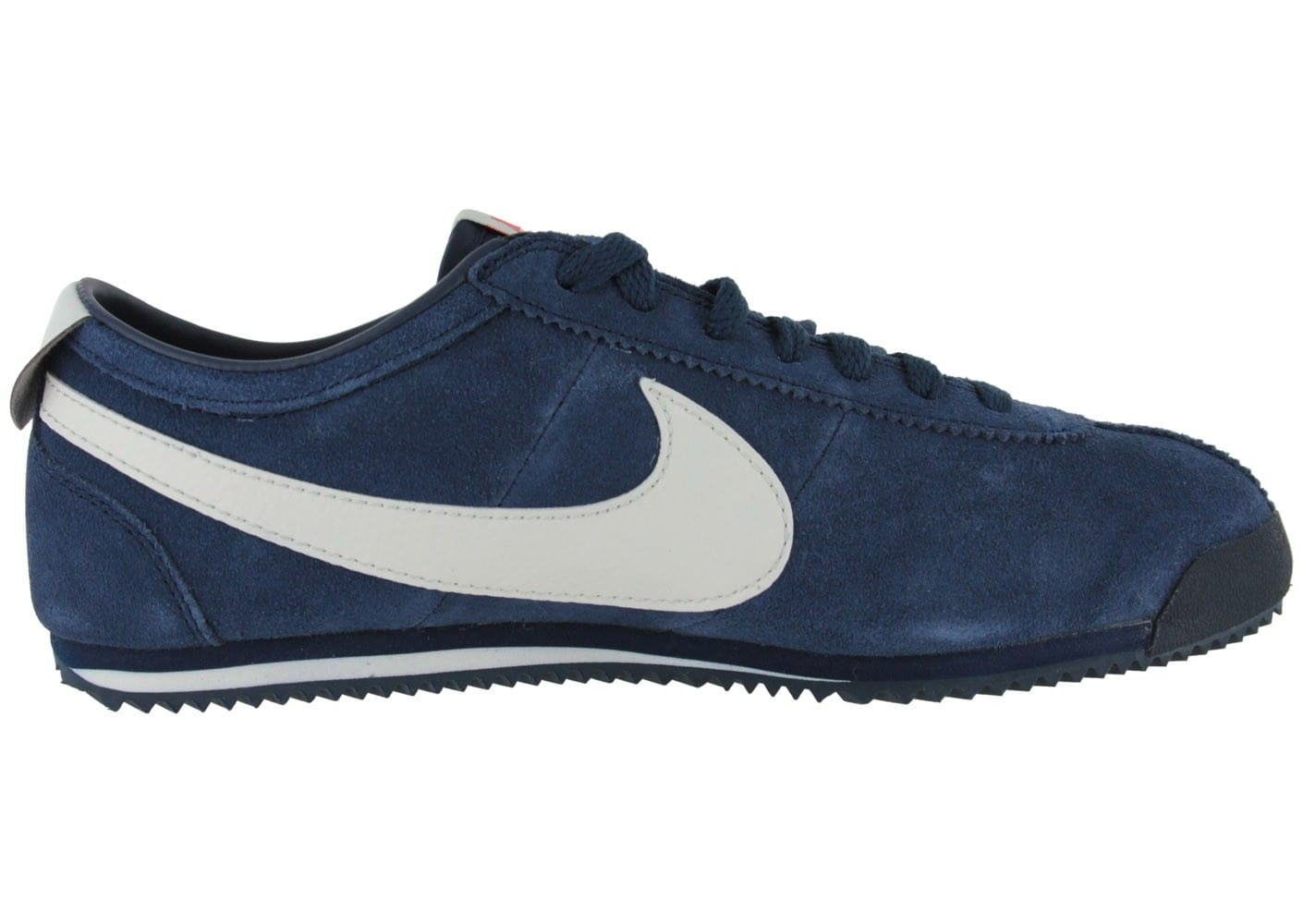 Nike Cortez Classic Chaussures Og Bleu Marine Chaussures Classic Baskets homme ee7246