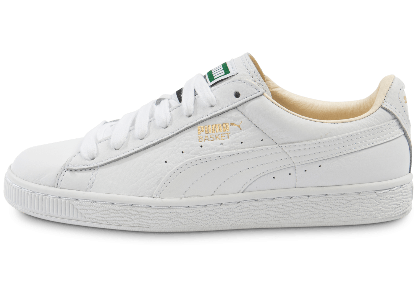 baskets blanches puma