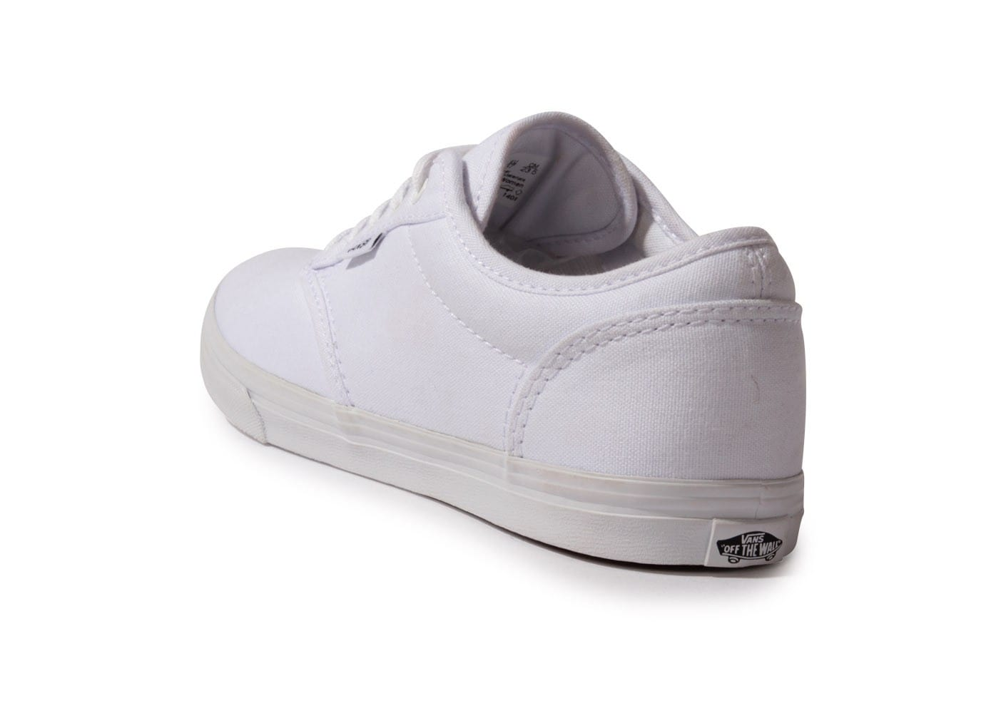 Vans Atwood blanche Chaussures Chaussures Chausport