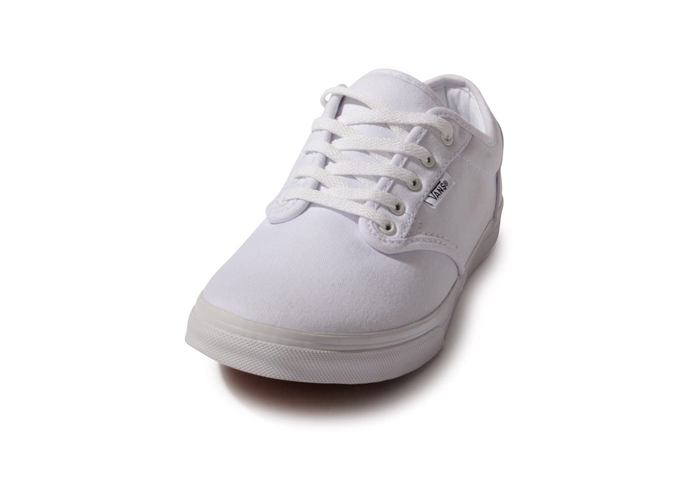 Atwood Blanche Chaussures Blanche Vans Atwood Vans Chausport