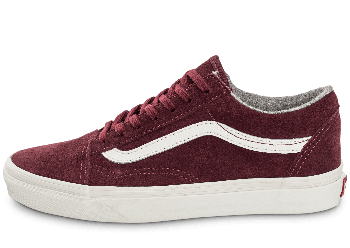 Chaussures Vans Old Skool bleues Fashion unisexe