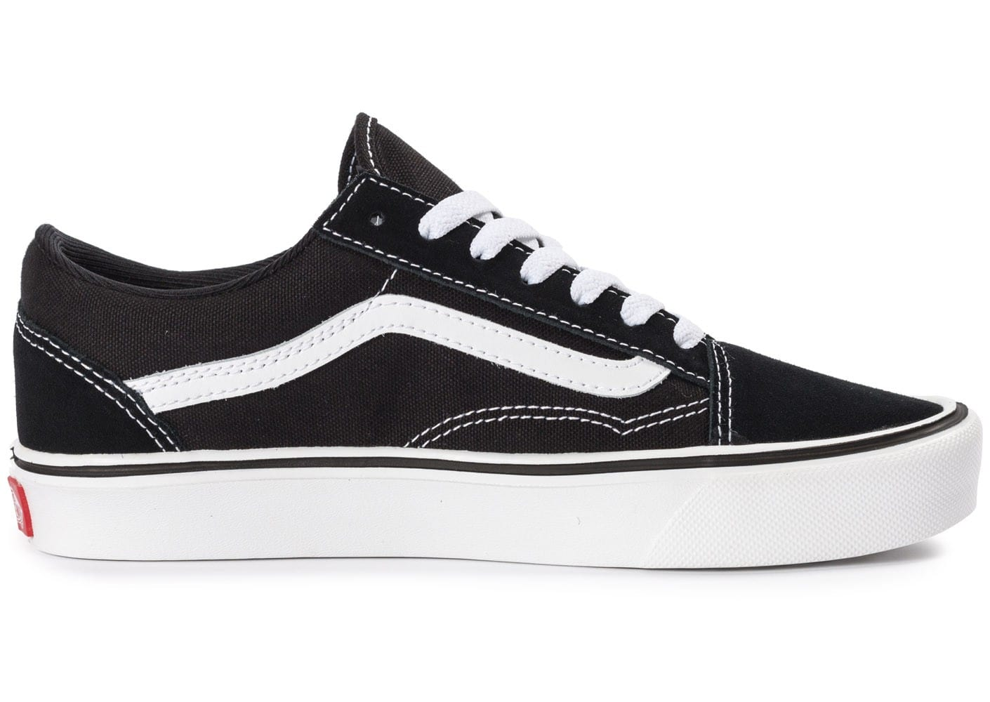 vans old school blanche