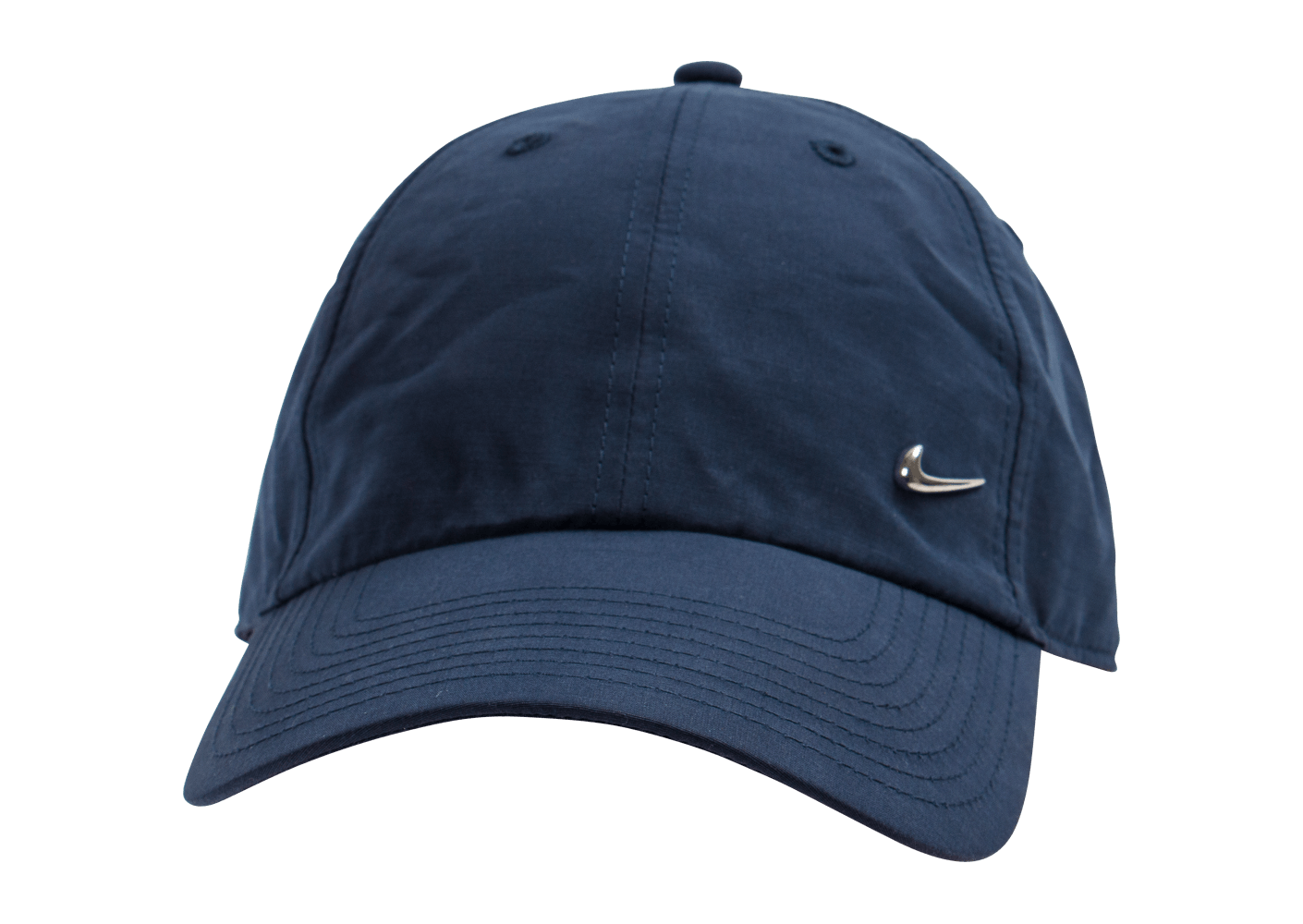 affordable price first rate amazing price Nike Casquette Heritage 86 metallic swoosh bleu marine