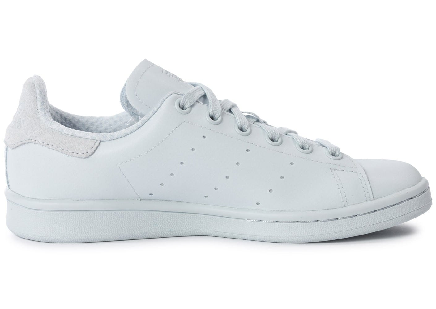 wholesale dealer 37678 1d03a ... Chaussures adidas Stan Smith Adicolor W Halo Blue vue dessous ...