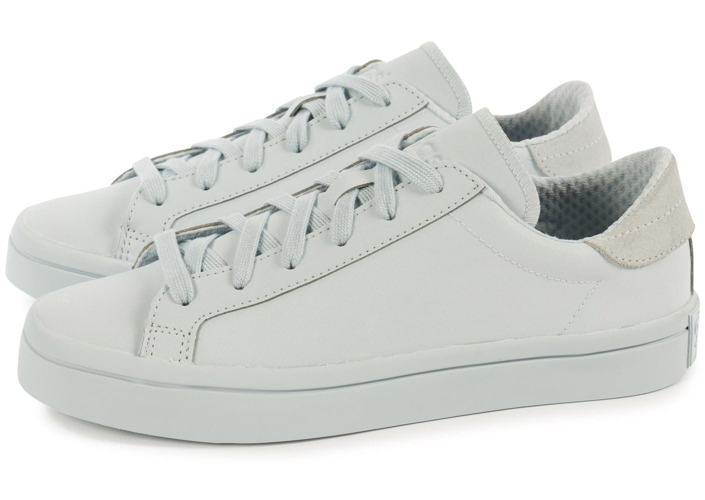 adidas Court Vantage Adicolor W Halo Blue - Chaussures ...