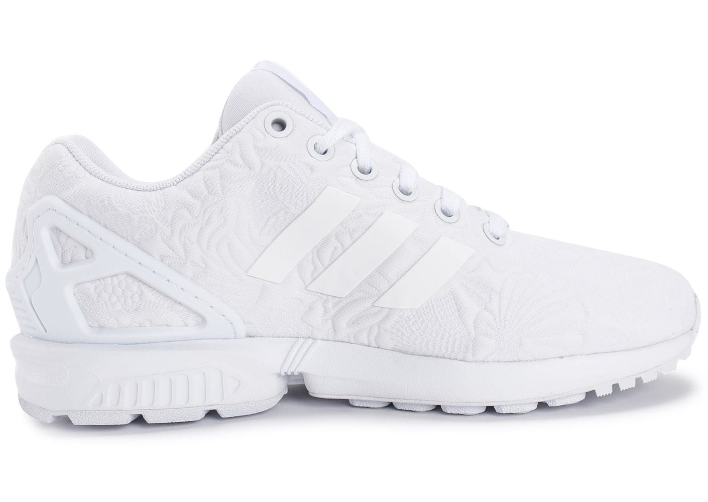 Chausport Adidas Blanche Chaussures Tropical Zx Flux 3d NvOm8n0w